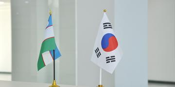 Южная Корея и Узбекистан подписали меморандум о сотрудничестве